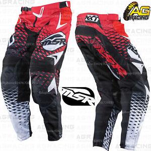 Nxt Axxis Axxis Race Pantalones Race 32 Pants 32 Nxt Adult Black Inch Red 32 pulgadas Msr Msr 32 Red Black Adultos O7Cxq5wna1