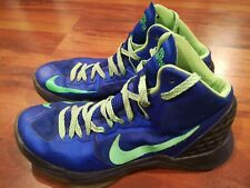 save off f830b 15cd6 item 6 Nike Zoom Hyperdisruptor Men s Basketball Shoes Blue Green Size 8.5 -Nike  Zoom Hyperdisruptor Men s Basketball Shoes Blue Green Size 8.5