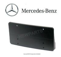 Mercedes W209 Clk320 Clk500 License Plate Base Front Genuine 209 885 04 81 on sale