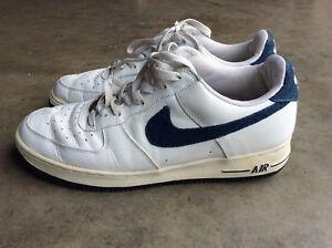 Details about Nike Air Force 1 Denim sz 12 624040 143