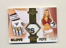 Benchwamer 2011 Jessica Hall GOLD Soccer Glove Card Proof SEE SCANS!!