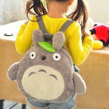 Super Cute Soft Plush Totoro Backpack for Children Girls