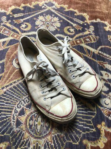 Used Vintage 70s Converse Blue Label MADE IN USA M