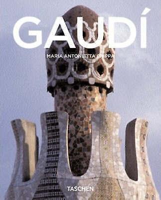 Antoni Gaudi (Taschen Basic Architecture)-ExLibrary