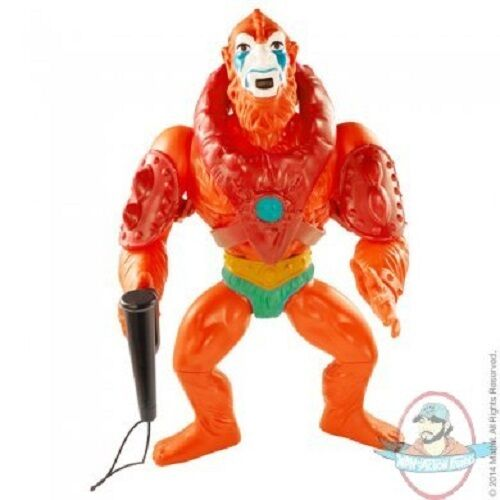 Masters of The Universe Giant Beast Man 12 inch Action Figure Mattel