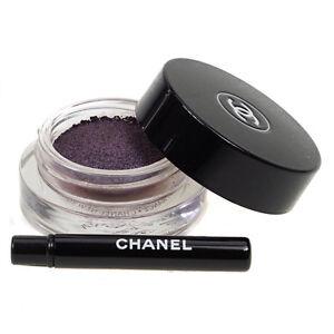 Chanel-Ilusion-d-039-ombre-largo-Wear-Luminoso-Morado-Ciruela-Sombra-de-Ojos-92-Diapason