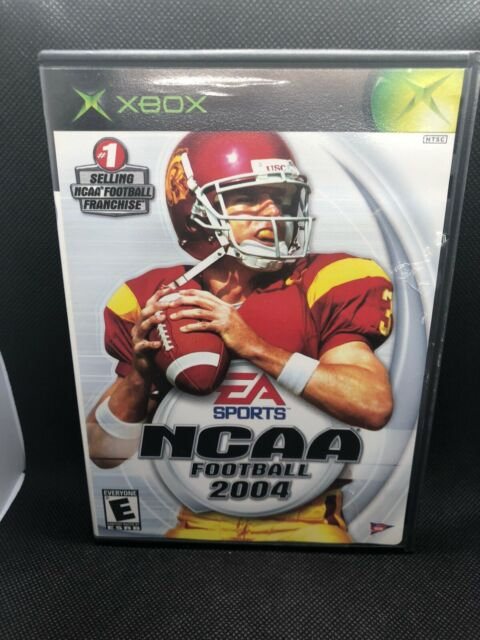 NCAA Football 2004 (Microsoft Xbox, 2003) | eBay