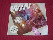 "Win:  What'll You Do 'Til Sunday Baby    UK  EX+  Promo   7"""