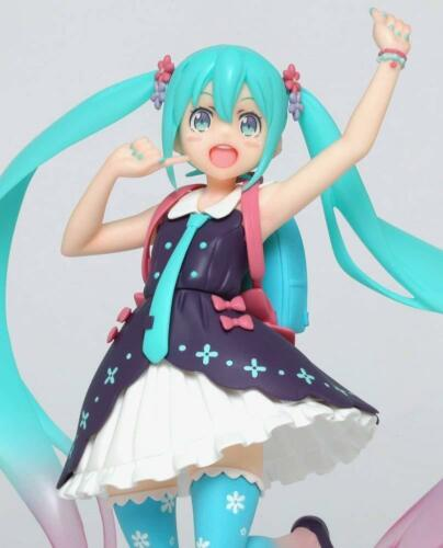 TAITO Hatsune Miku Spring Clothes ver Figure VOCALOID JAPAN OFFICIAL IMPORT