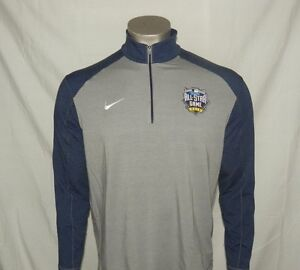 All Star Game 2016 Nike Men's Half-Zip Knit Performance Shirt New