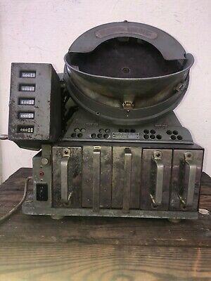 antique coin sorting machine