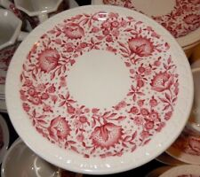 "Syracuse Roxbury KCS RR Dining Car China 5-1/2"" Bread Plate~VGC~Fast Shipping"
