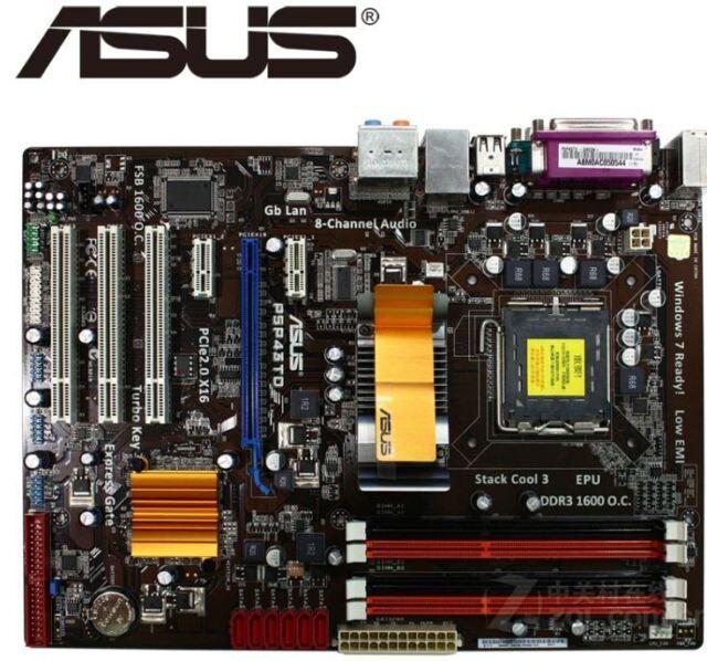 New Drivers: Asus P5Q PRO Turbo Atheros L1e LAN