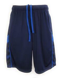 Xersion-Men-039-s-Basketball-Shorts-Inseam-10-Inches-Navy-Royal-S-M-L-XL-2XL-NWT