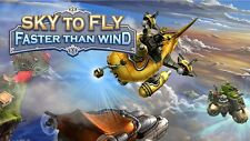 SKY TO FLY: FASTER THAN WIND - Steam chiave key - PC Game - Free shipping - ROW
