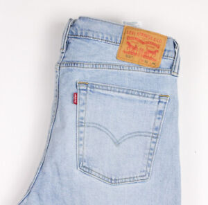 Levi's Strauss & Co Hommes 510 Slim Jeans Extensible Taille W32 L34 BCZ28