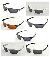 X Loop Polarized Half Frame Sunglasses - Great Driving And Sports - P-5