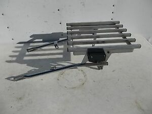 SUZUKI-REAR-LUGGAGE-RACK-W-RELEASE-GT750-1977-GT-750-VINTAGE