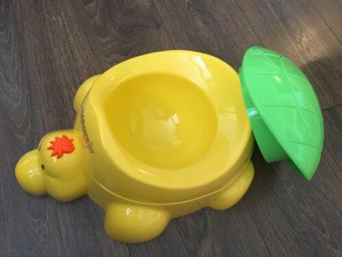 Tortoise Potty