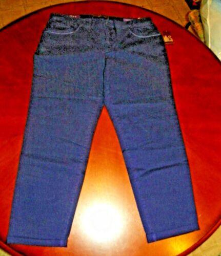 NWT Gloria Vanderbilt Ashley Amethyst or Brown Ankle Pants  22W 10 18 24W