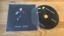 CD Ethno Manuel D'Oliveira - Fusao Iberica (4 Song) Promo ULTIMATUM