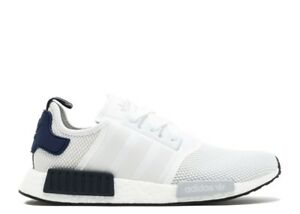 018189ae4 Adidas NMD R1 size 8.5. Core Black JD Sports Navy White. CG2949 ...