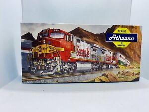 HO-Scale-Athearn-L-amp-N-50-DD-Box-Car-Model-Train-Sealed