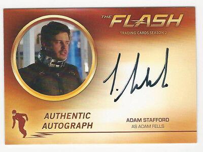 Cryptozoic The Flash Season 2 Adam Stafford As Adam Fells Autograph Card