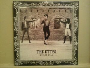 The-Ettes-Wicked-Will-New-Vinyl-LP