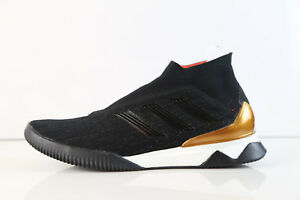 Détails sur Adidas Predator Tango 18 + TR Black Solar Red CM7685 8 12 Ultra Boost afficher le titre d'origine