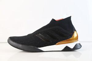 Adidas Predator Tango 18 + TR Black Solar Red CM7685 8-12 ultra ... 3208b087cdee