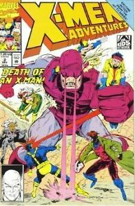X-Men-Adventures-Comics-Lot-Marvel-Comics-Animated
