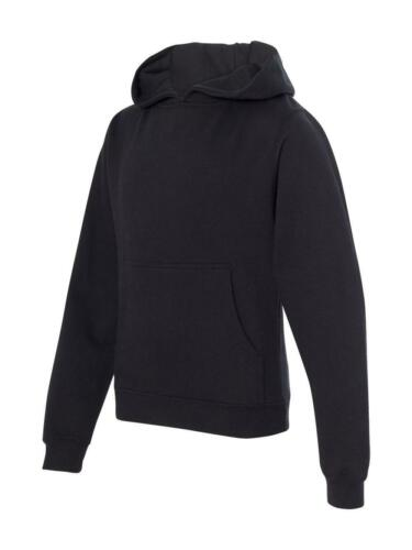 Independent Trading Co Youth Midweight Hooded Pullover Sweatshirt SS4001Y