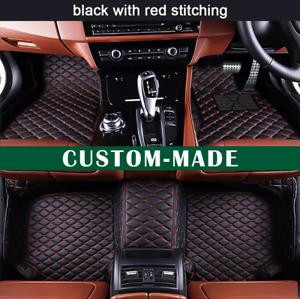 Right-rudder-Car-Floor-Mats-For-AUDI-A8-A8L-Q2-Q3-Q5-Q7-R8-A5-A7-A4-A6