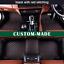 thumbnail 1 - Right-rudder-Car-Floor-Mats-For-AUDI-A8-A8L-Q2-Q3-Q5-Q7-R8-A5-A7-A4-A6