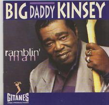 BIG DADDY KINSEY  CD RAMBLIN' MAN