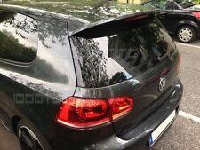 VW Golf 6 VI Heckspoiler Spoiler Dachspoiler GTI  R-Line GTD Look