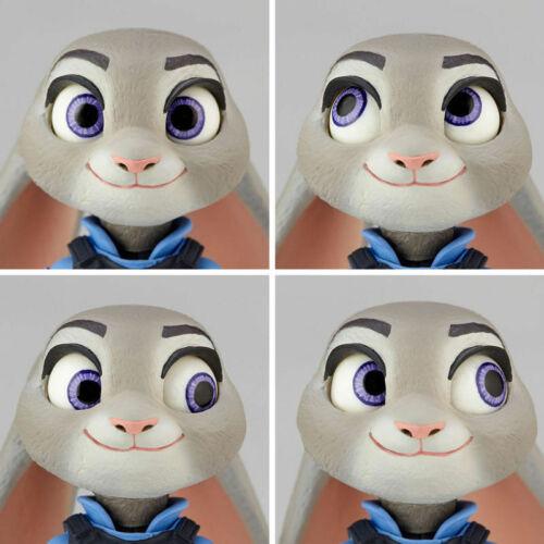 Figure Complex Movie Revo Series No.008 Zootopia Judy Hopps Kaiyodo Japan NEW***