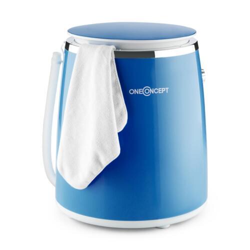 oneConcept Ecowash-Pico Mini machine à laver sèche linge 3,5 kg 380 W OCCASION