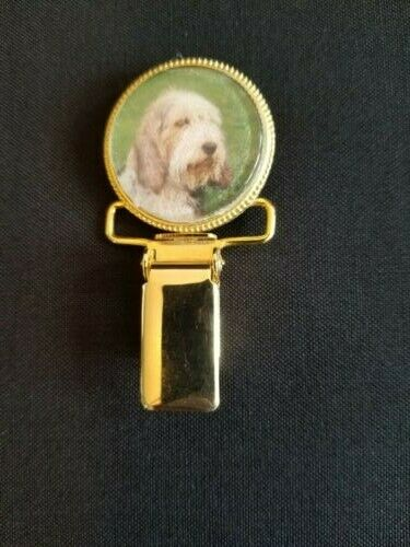 Toy Terrier  Dog Show Ring Clip// Number Holder