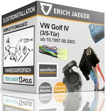 Elektrosatz 13-pol spezifisch für SEAT Alhambra 06.2012-07.2015 NEU Erich Jaeger