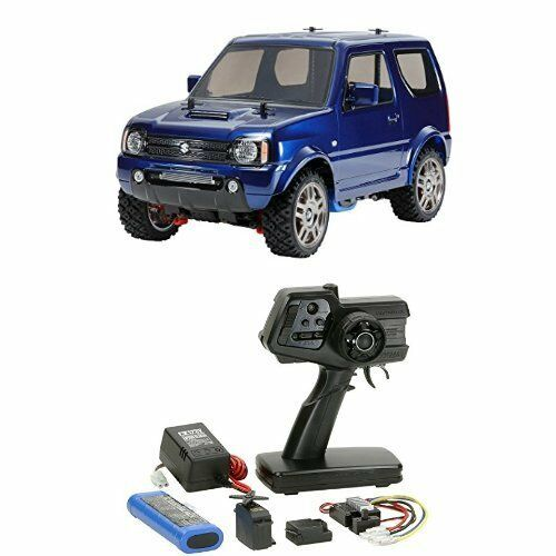Tamiya 1/10 Electric RC Car  Suzuki Jimny + FineSpec 2.4G Electric RC Drive Set