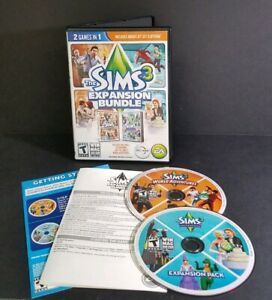 sims 3 expansion bundle pc 2013 games world adventures generations with key 14633731231 ebay