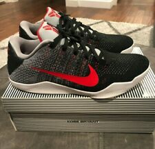 dc0f38d82963 item 7 Nike Kobe 11 XI Elite Low Tinker Black Red Grey 822675-060 Mens Size  11 -Nike Kobe 11 XI Elite Low Tinker Black Red Grey 822675-060 Mens Size 11