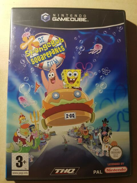 Der Spongebob Schwammkopf Film 2004
