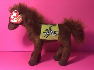 Ty Beanie Baby DERBY 132 - the Horse (Kentucky Derby Horse)