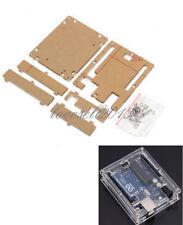 Clear Acrylic Box Enclosure Transparent Case Shell For Arduino Uno R3 Board