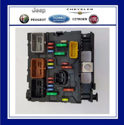 BSM New Genuine OE Peugeot Motor Bahía Fusible Caja se adapta a 1007 y 207 6500FH