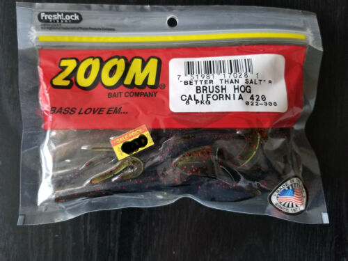 Zoom Super Sel Plus Brush Hog-California 420 8pkg **