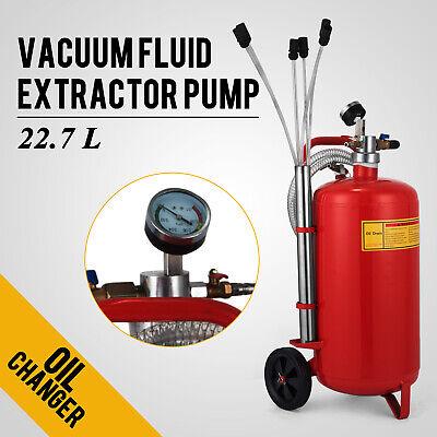 Pompa aspirazione cambio olio motore estrattore dell/'olio pompa pneumatica 22.7L